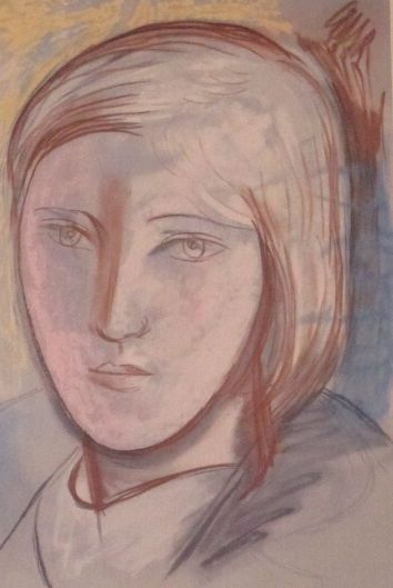 Portrait of Marie-Therese Walter