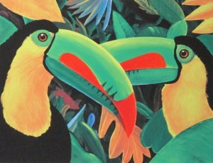 Toucan Twins